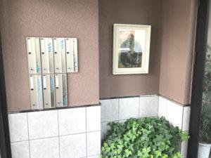 三重県四日市市 一棟売マンション 共用部