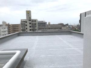 愛知県岩倉市 一棟売マンション 屋上写真